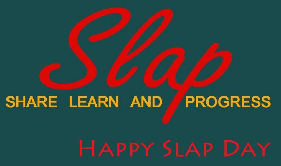 18 Happy Slap Day