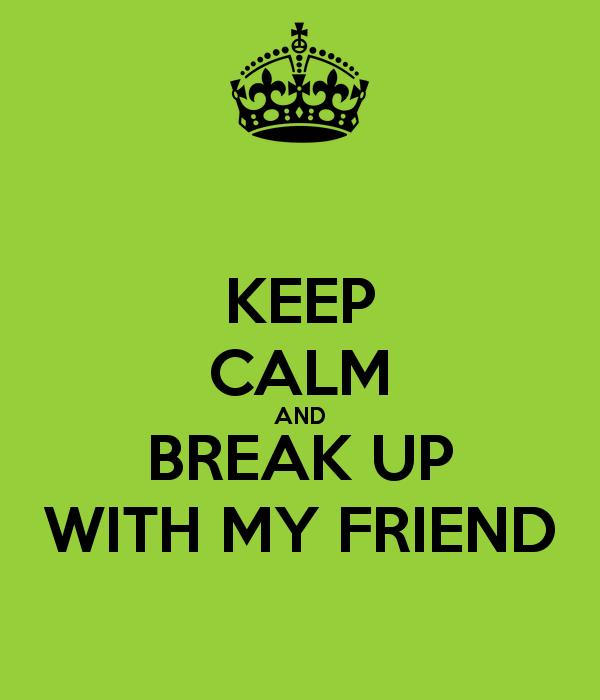2 Happy Break Up Day Image