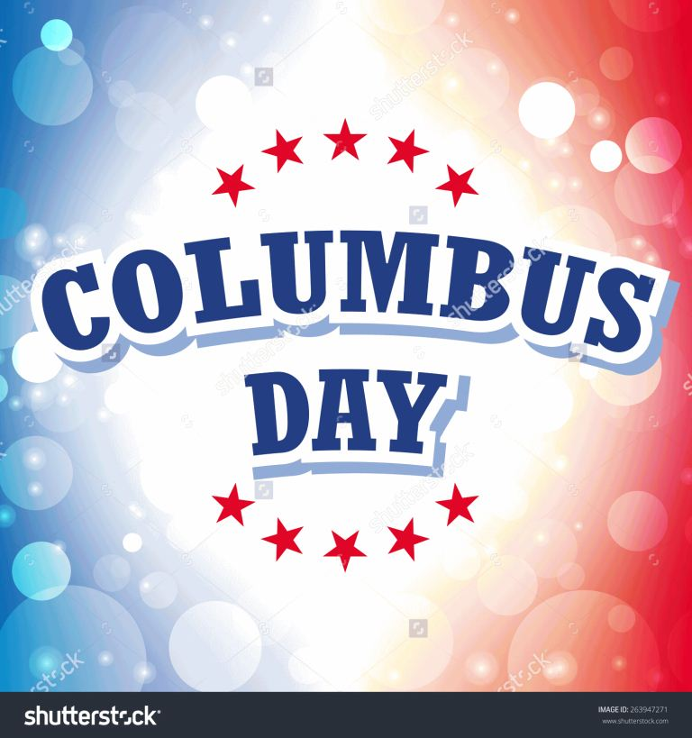 20 Columbus Day