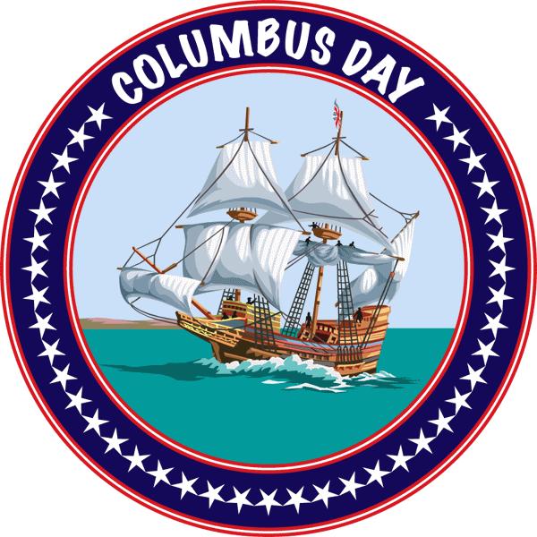 26 Columbus Day