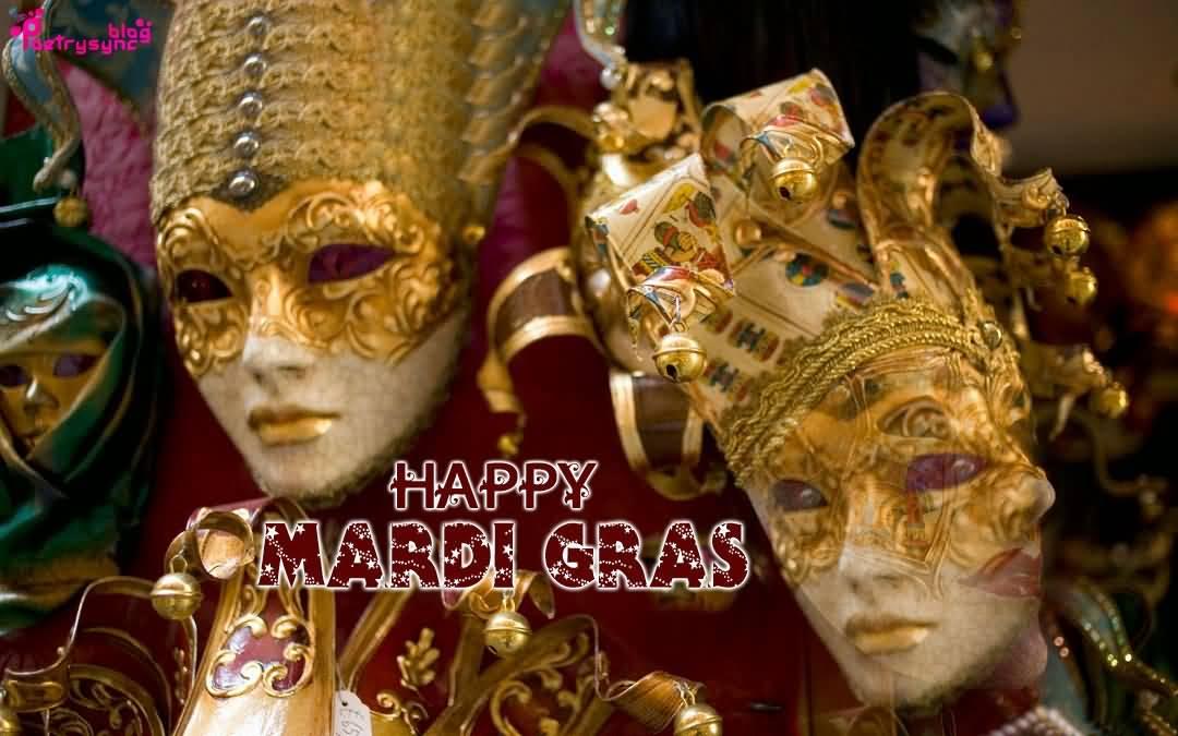 30 Mardi Gras