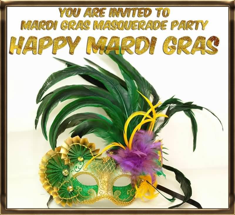 31 Mardi Gras Image