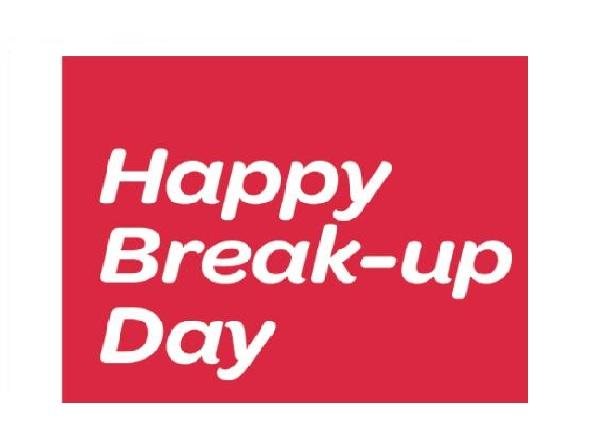 33 Happy Break Up Day Image