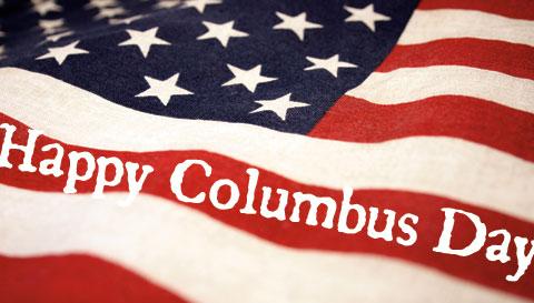 34 Columbus Day