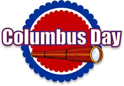35 Columbus Day