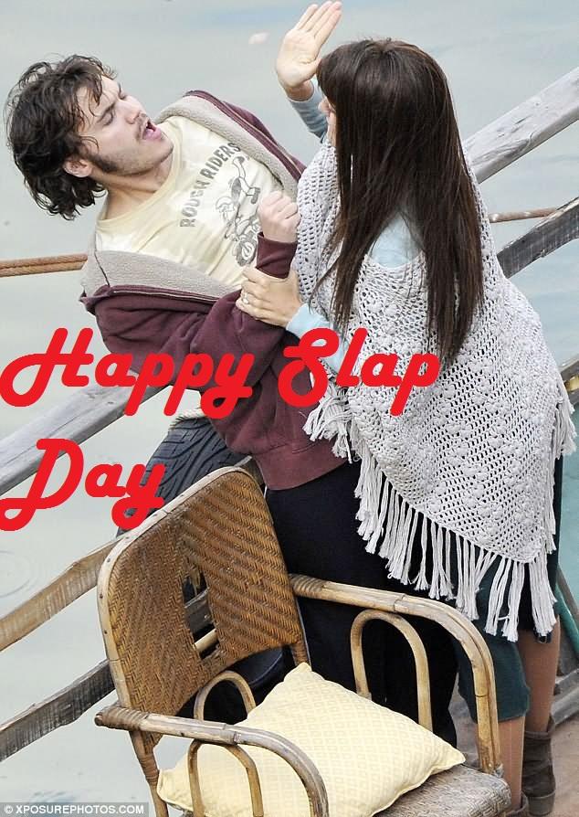 4 Happy Slap Day