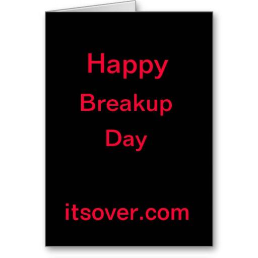 42 Happy Break Up Day Image