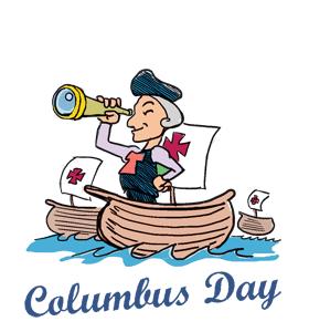 43 Columbus Day