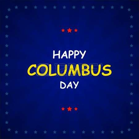 44 Columbus Day