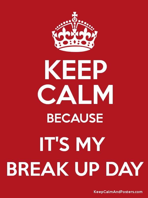 46 Happy Breakup Day Images