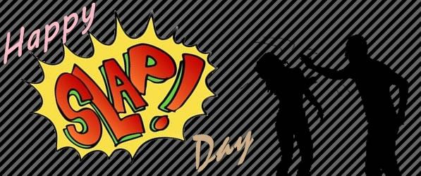 5 Happy Slap Day