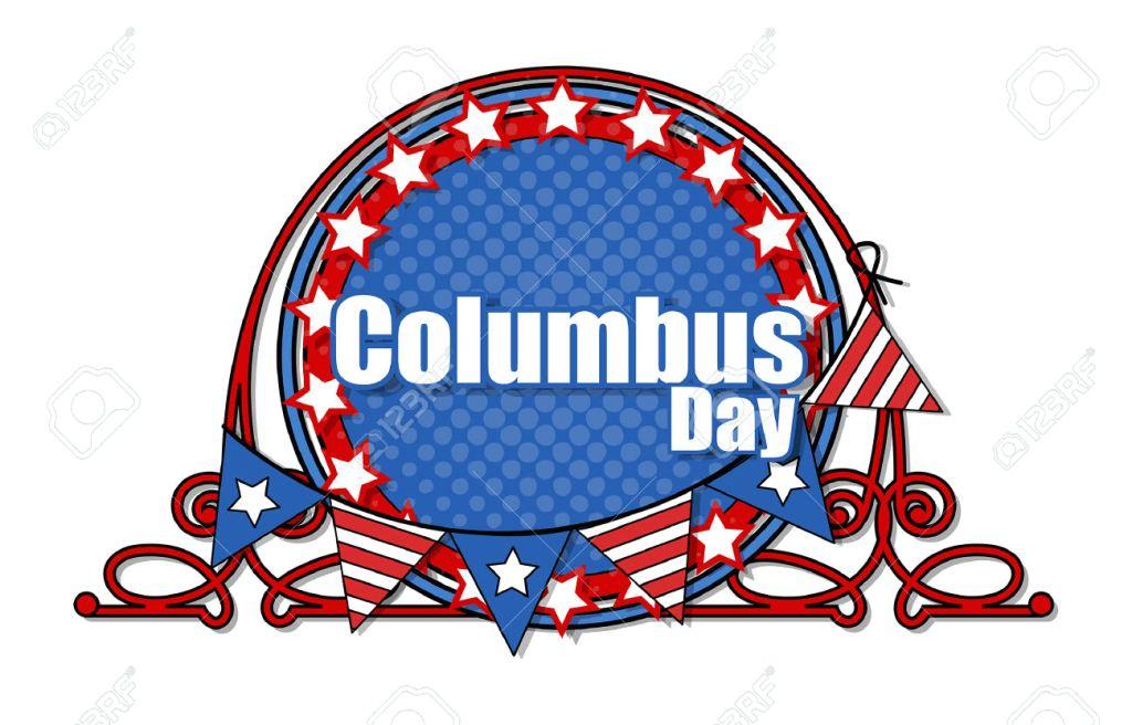 8 Columbus Day