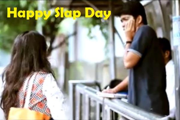 8 Happy Slap Day