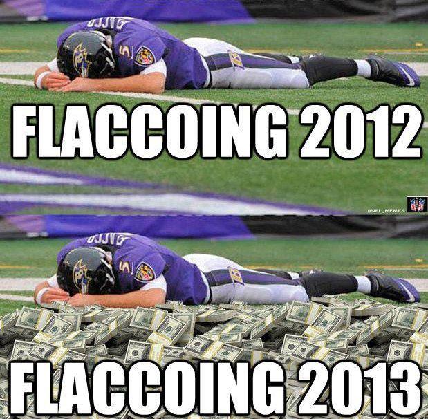 American Football Meme Flaccoing 2012 flaccoing 2013