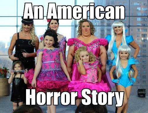 An American horror story Money Memes