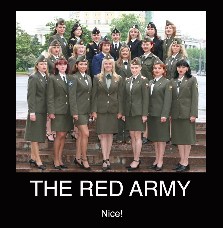 Army Memes the red army nice