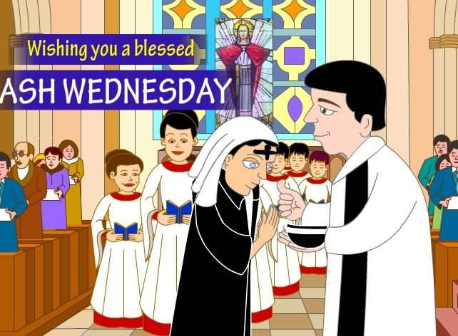 Ash Wednesday Clipart0012