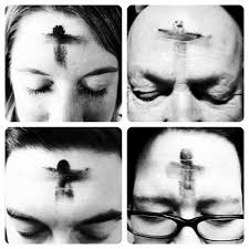Ash Wednesday Friends
