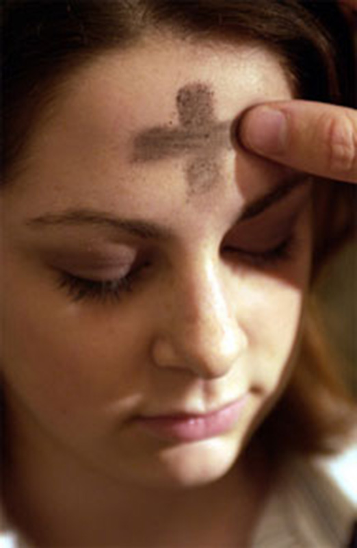 Ash Wednesday To You And You Family