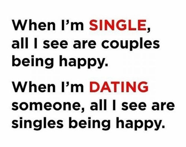 Astrology Quotes when I'm single all i see are couples being
