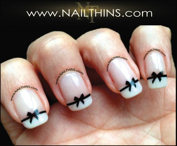 Awesome Bow Nails
