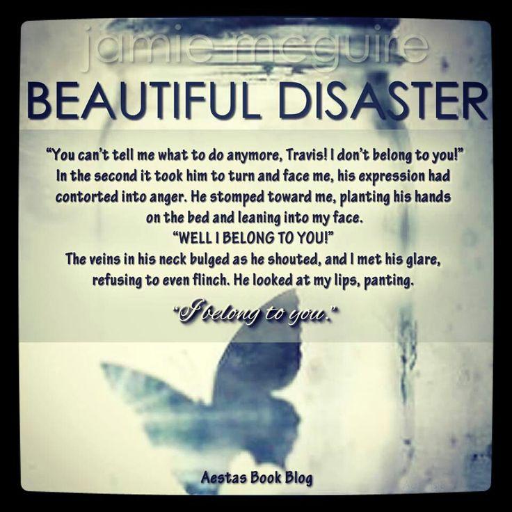 Beautiful Disaster Quotes beautiful disaster