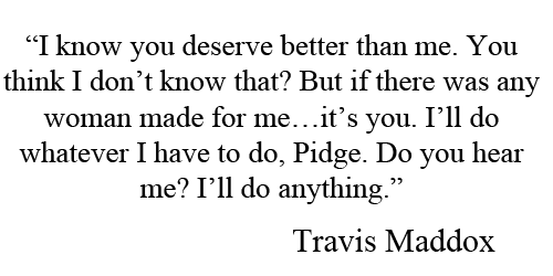 Beautiful Disaster Quotes i know you deserve better than me