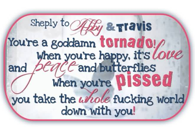 Beautiful Disaster Quotes she ply to abbey Travis