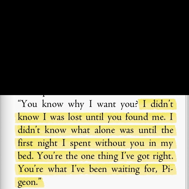 Beautiful Disaster Quotes you know why i want you i didn't know i was lost