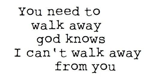 Beautiful Disaster Quotes you need to walk away god knows i can't