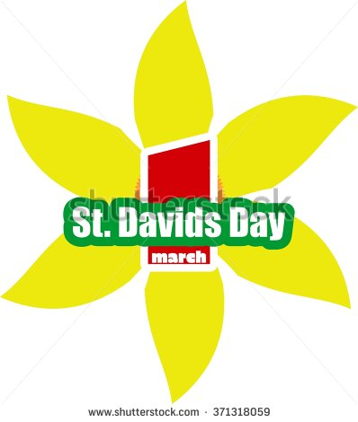 Best Wishes Happy St David's Day Wishes Image