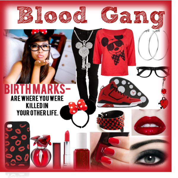 Blood Gang Quotes blood gang birthmarks are where you were