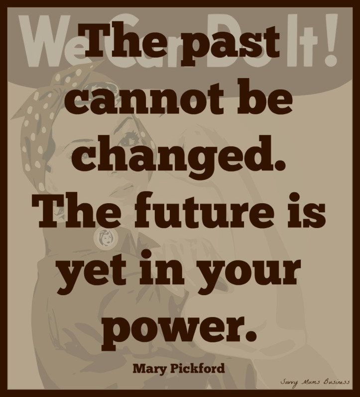 Business Quotes the past cannot be changed the future is yet in your power