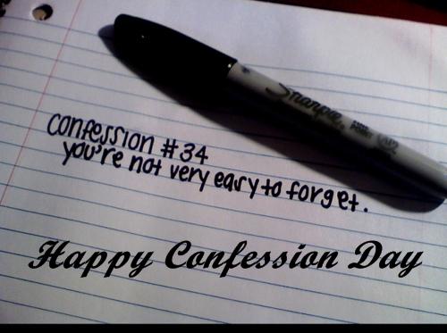 Confession Day 32