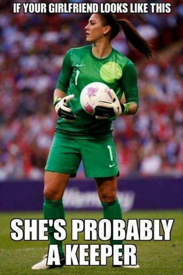 Dank meme if your girlfriend looks like this she s probably a keeper