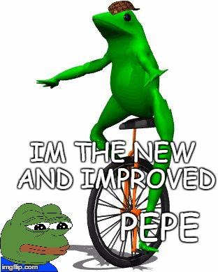 Dat Boi Memes Im The New And Improved Pepe