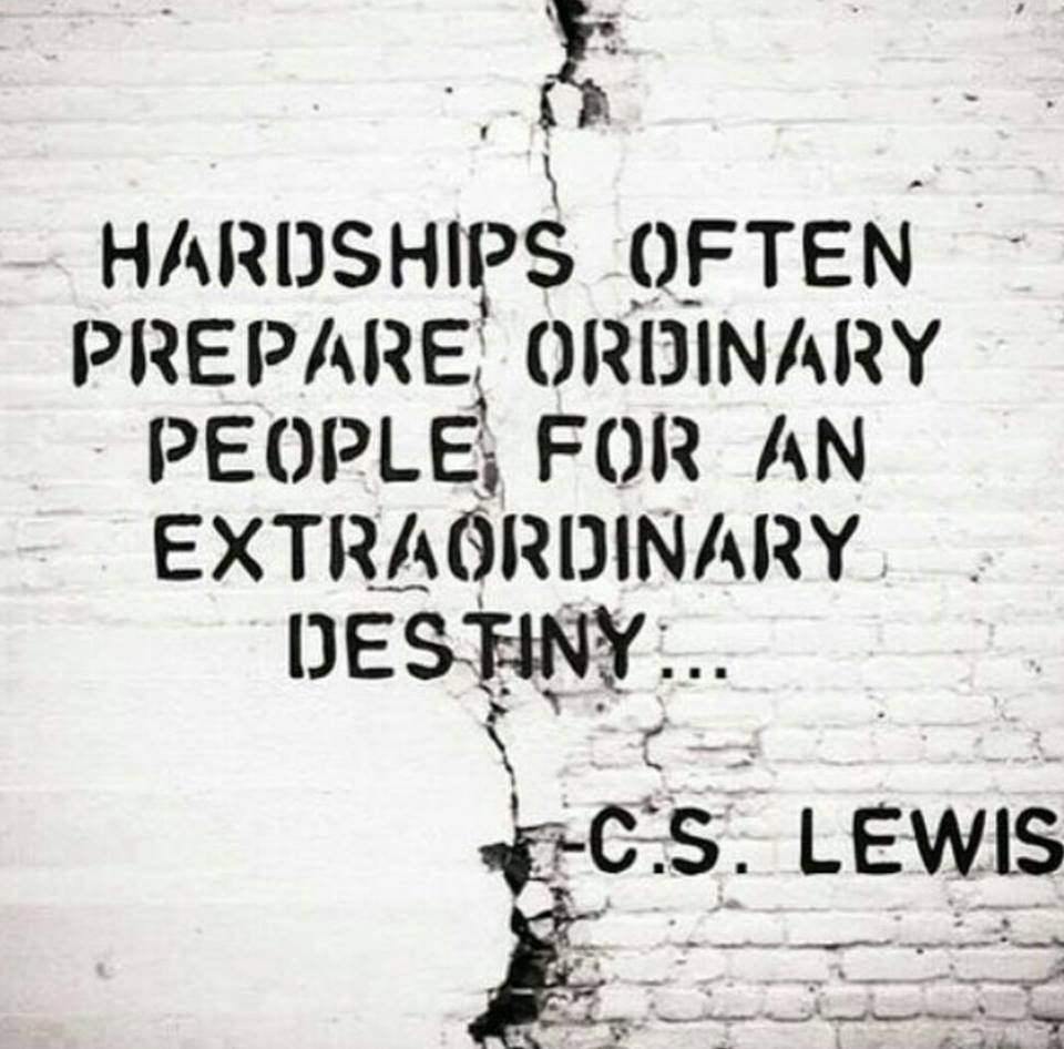 Drug Recovery Quotes hardships often prepare ordinary