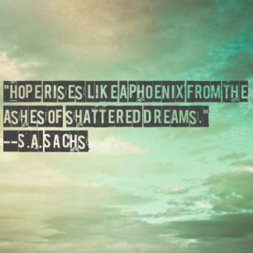 Drug Recovery Quotes hopers like a phoenix from the