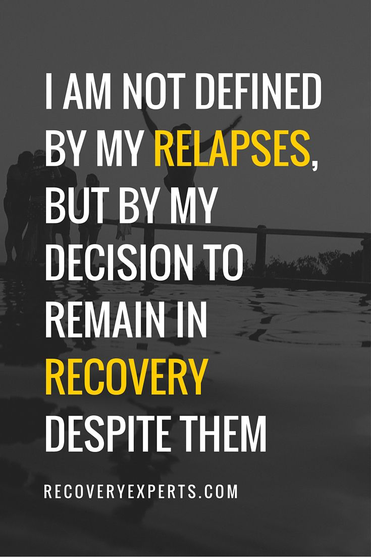 Drug Recovery Quotes I'm not defined by my relapses