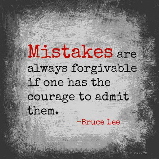Drug Recovery Quotes mistakes are always forgivable