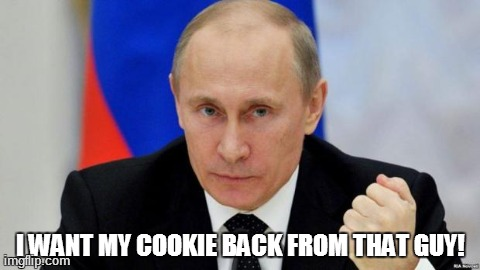 Funny Cookie Meme i want my cookie back from that guy