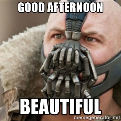 Good Afternoon Meme good afternoon beautiful