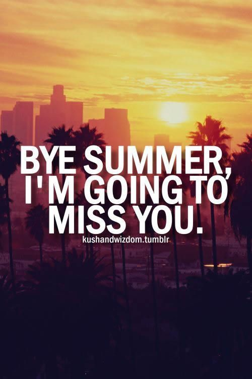 Published February 22, 2017 At 500 × 750 In 47 Famous Goodbye Summer Quotes  ... Good Ideas