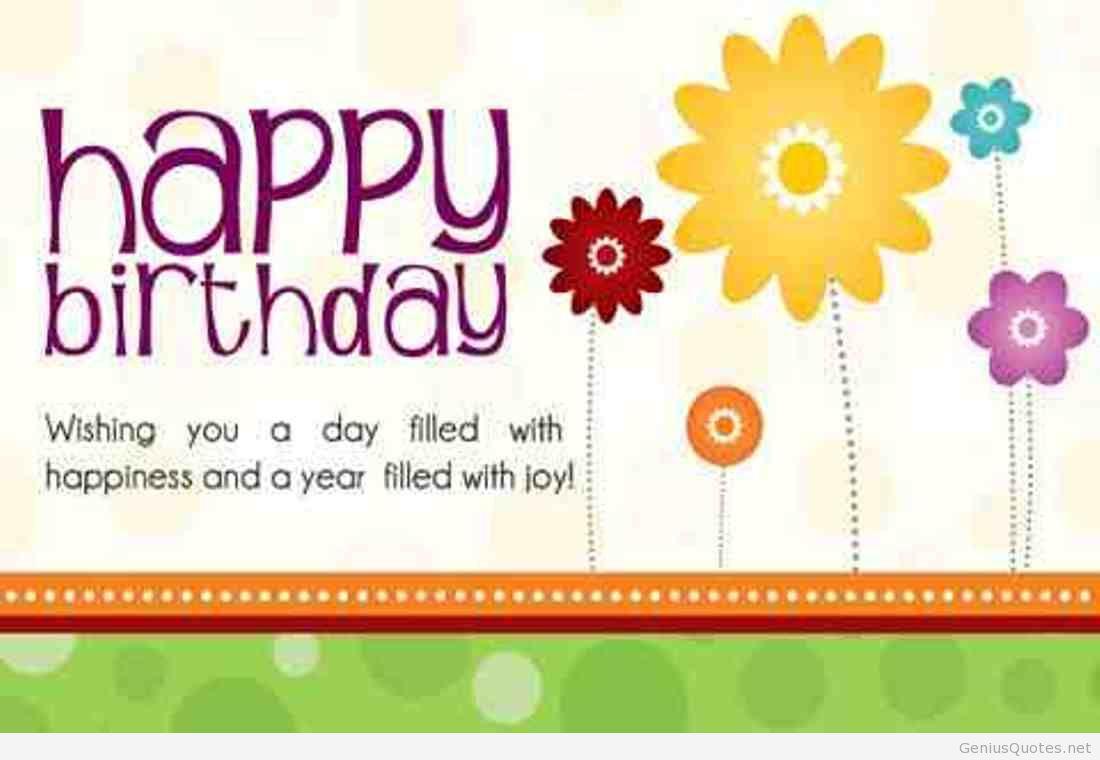 Happy Birthday Sayings happy birthday wishing you (2)