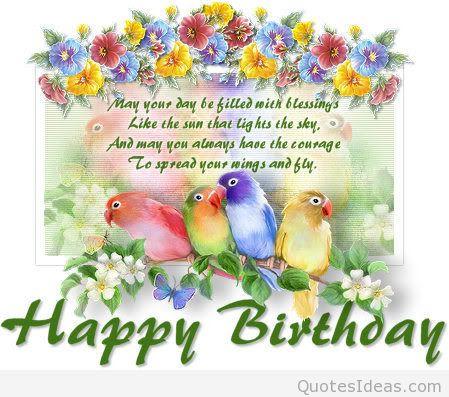 Happy Birthday Sayings happy birthday