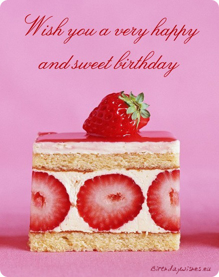 Happy Birthday Sayings wish you a very happy and – Happy Birthday Card Sayings for Friends