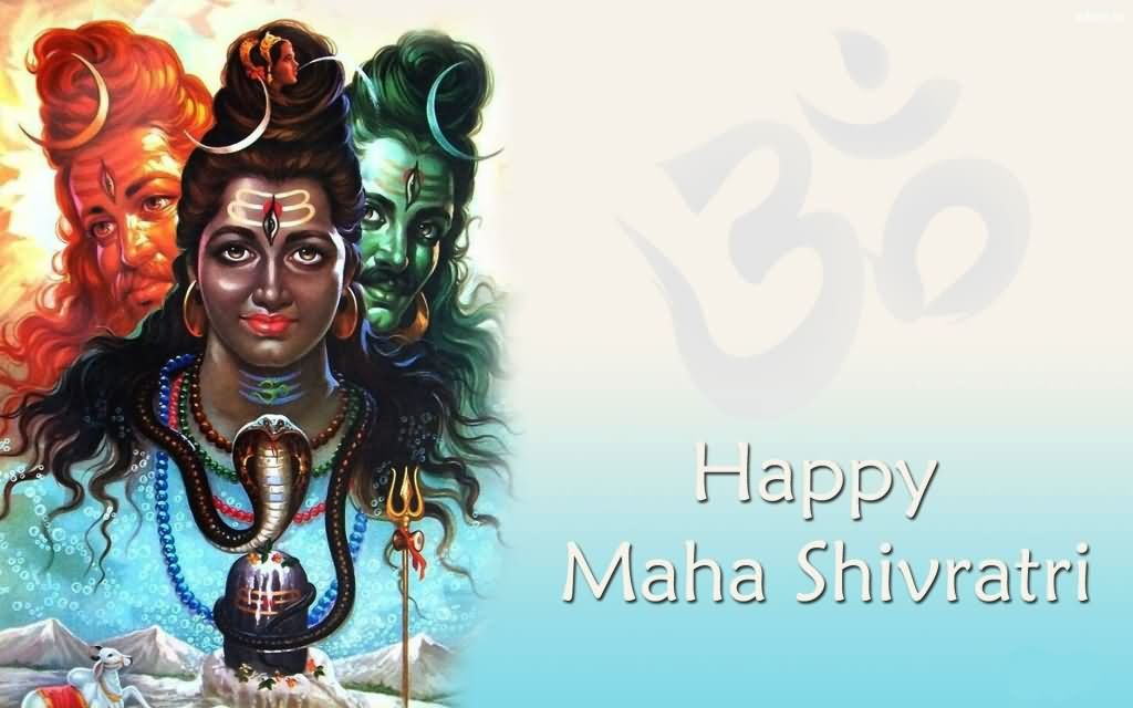 महा शिव रात्रि hd wallpaper