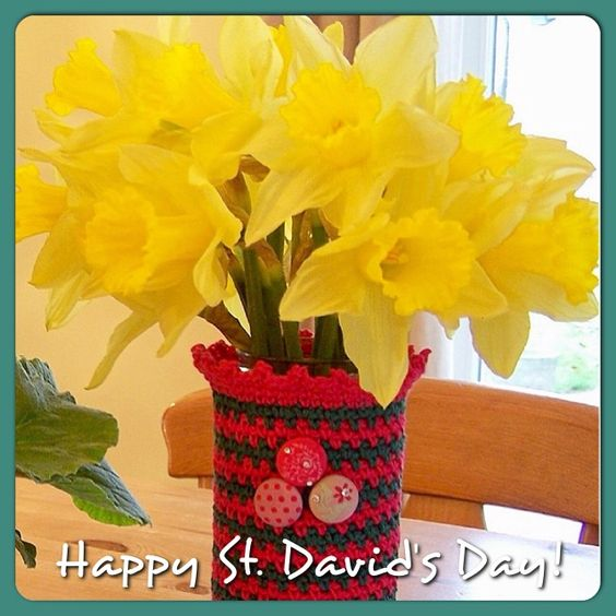 Happy St David's Day Have A Great Day