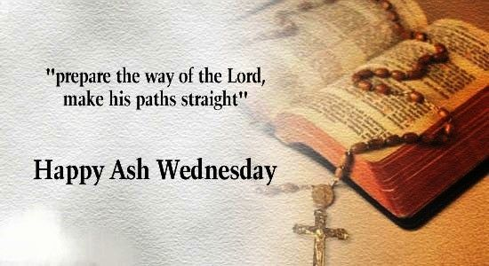 Have A Great Day Ash Wednesday