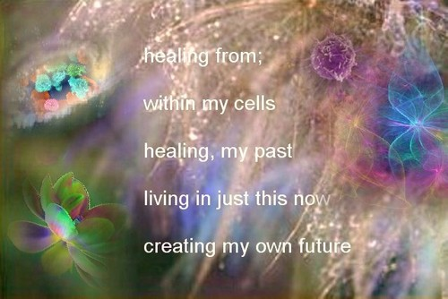 Healing Quotes healing from within my cells